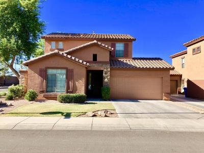 Chandler Single Family Home For Sale: 2721 E Wesson Drive