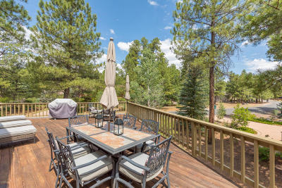 Flagstaff Single Family Home For Sale: 3515 Doc Raymond