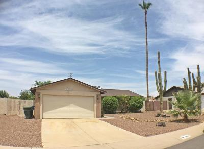 Glendale Single Family Home For Sale: 4806 W Lavey Road