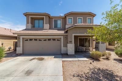 Maricopa Single Family Home UCB (Under Contract-Backups): 45489 W Tulip Lane