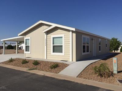 San Tan Valley Mobile/Manufactured For Sale: 40609 N Wedge Drive
