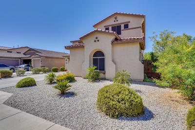 Laveen Single Family Home For Sale: 6827 W Carter Road