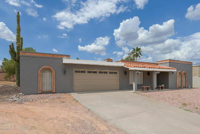 Fountain Hills Single Family Home For Sale: 14418 N Fountain Hills Boulevard
