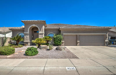 Scottsdale Single Family Home For Sale: 5216 E Angela Drive