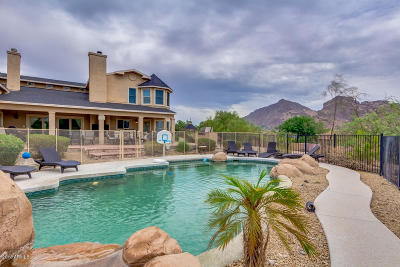 Paradise Valley Single Family Home For Sale: 6602 N Praying Monk Road