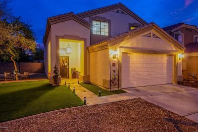 Buckeye Single Family Home For Sale: 21805 W Sonora Street