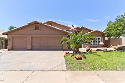 Phoenix Single Family Home For Sale: 2645 E Verbena Drive