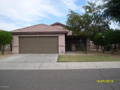 Goodyear Single Family Home For Sale: 1289 S 157th Drive