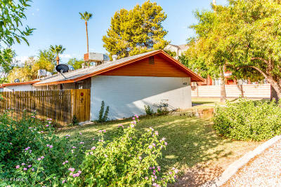 Phoenix Single Family Home For Sale: 4527 E Belleview Street