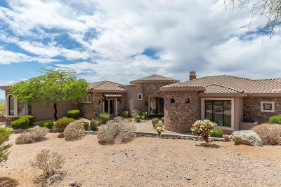 Mesa AZ Single Family Home For Sale: $1,995,900