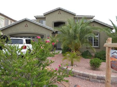 Peoria Single Family Home For Sale: 10627 W Lone Cactus Drive