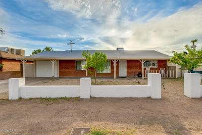 Phoenix Single Family Home For Sale: 502 N 48th Street