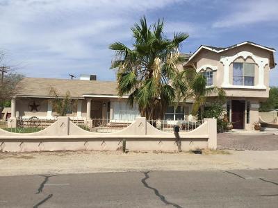 Buckeye Single Family Home For Sale: 307 3rd Avenue E
