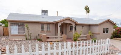 Phoenix Single Family Home For Sale: 1716 N 46th Place