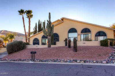 Fountain Hills Multi Family Home For Sale: 12414 Desert Sage Drive #A & B