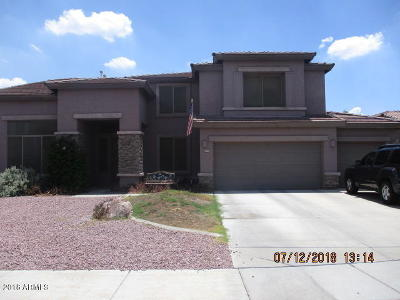 Peoria Single Family Home For Sale: 8869 W Runion Drive