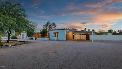 Scottsdale Single Family Home For Sale: 11004 N Miller Road