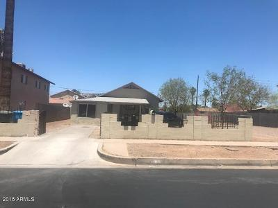Phoenix Multi Family Home For Sale: 1106 Pierce Street