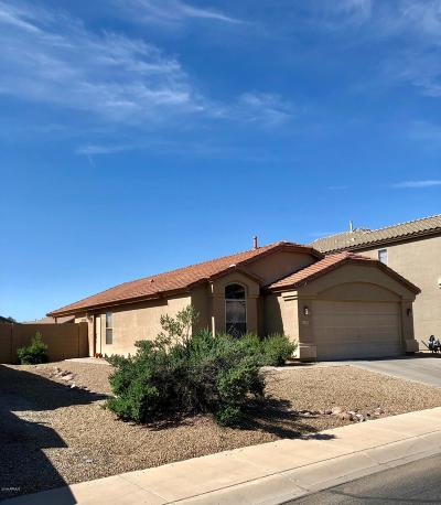 Maricopa Single Family Home For Sale: 43735 W Carey Drive