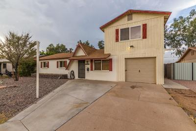 Tempe Single Family Home For Sale: 1610 W Fairmont Drive