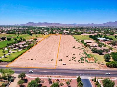 Queen Creek AZ Residential Lots & Land For Sale: $885,000