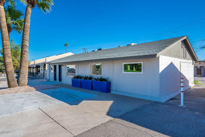 Scottsdale Commercial Lease For Lease: 6811 E Thomas Road