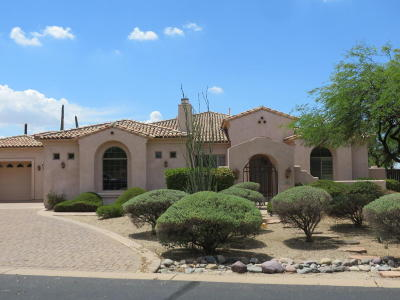 Scottsdale Single Family Home For Sale: 8451 E High Point Drive