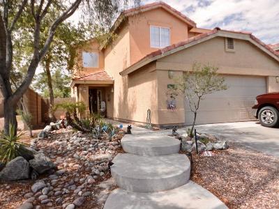 Buckeye Single Family Home For Sale: 22262 W Morning Glory Street
