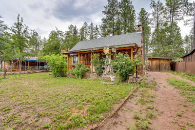 Payson Single Family Home For Sale: 216 W Standage Drive