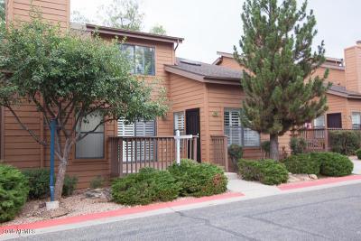 Prescott Condo/Townhouse For Sale: 253 Creekside Circle #D