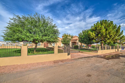Laveen Single Family Home For Sale: 6915 S 62nd Drive