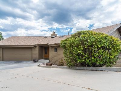 Prescott Single Family Home For Sale: 125 Partridge Lane