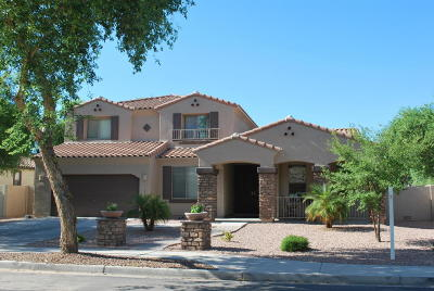 Gilbert Single Family Home For Sale: 3231 E Mead Drive