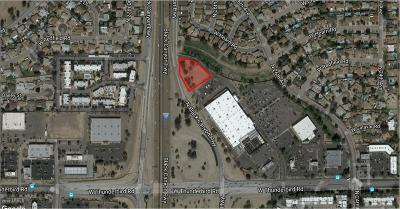 Phoenix Residential Lots & Land For Sale: 2680 W Thunderbird Road