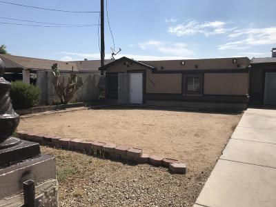 Peoria Single Family Home For Sale: 11625 N 81st Avenue
