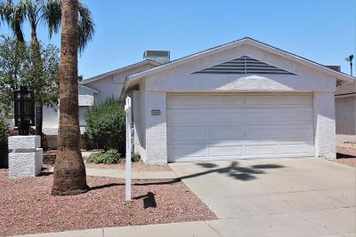 Phoenix Single Family Home For Sale: 314 W Beverly Lane