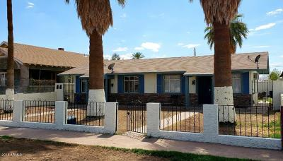 Phoenix Multi Family Home For Sale: 412 17th Drive