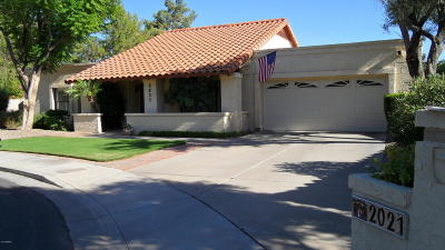 Mesa Single Family Home For Sale: 2021 W Lobo Circle