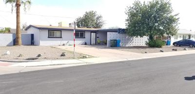 Phoenix Single Family Home For Sale: 3301 W Willow Avenue