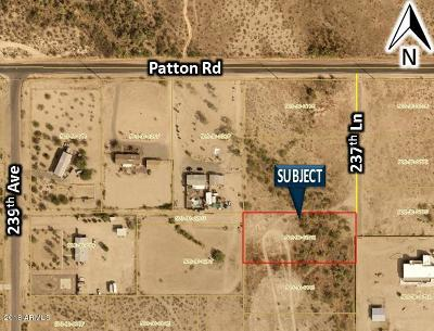 Residential Lots & Land For Sale: 28022 N 237th Lane