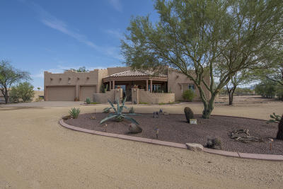 Cave Creek Single Family Home For Sale: 6344 E Lowden Road