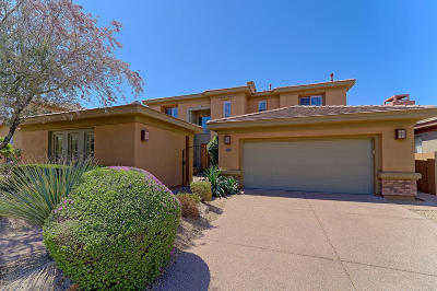 Phoenix Single Family Home For Sale: 3979 E Scout Pass