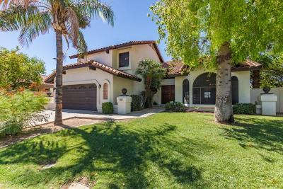 Mesa AZ Single Family Home For Sale: $375,000