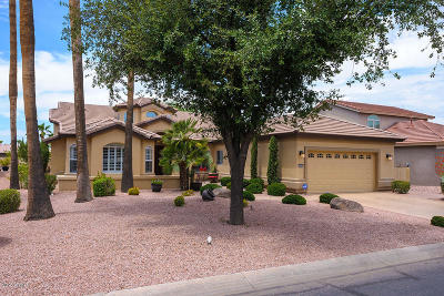 Goodyear Single Family Home For Sale: 3464 N 153rd Lane