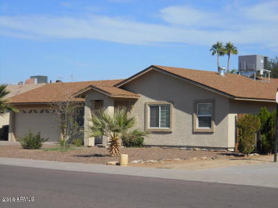 Phoenix AZ Single Family Home For Sale: $280,001