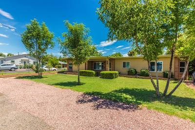 Phoenix Single Family Home For Sale: 5151 N 12th Street