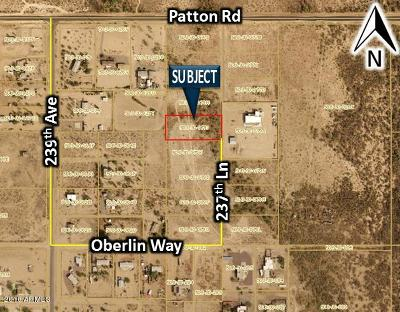 Residential Lots & Land For Sale: 27988 N 237th Lane