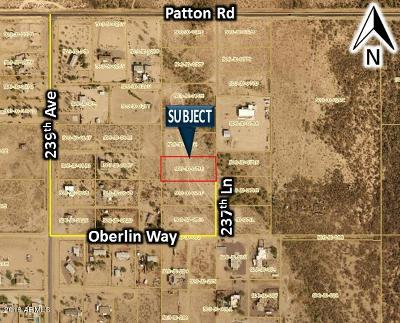 Residential Lots & Land For Sale: 27920 N 237th Lane