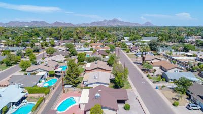 Phoenix Single Family Home For Sale: 1708 W Loma Lane
