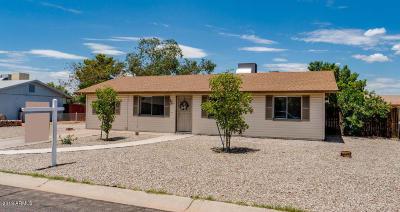Single Family Home For Sale: 8050 E Jan Avenue